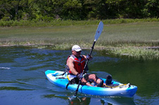 Kayak and Bike with ECOtours in Sandwich, Cape Cod